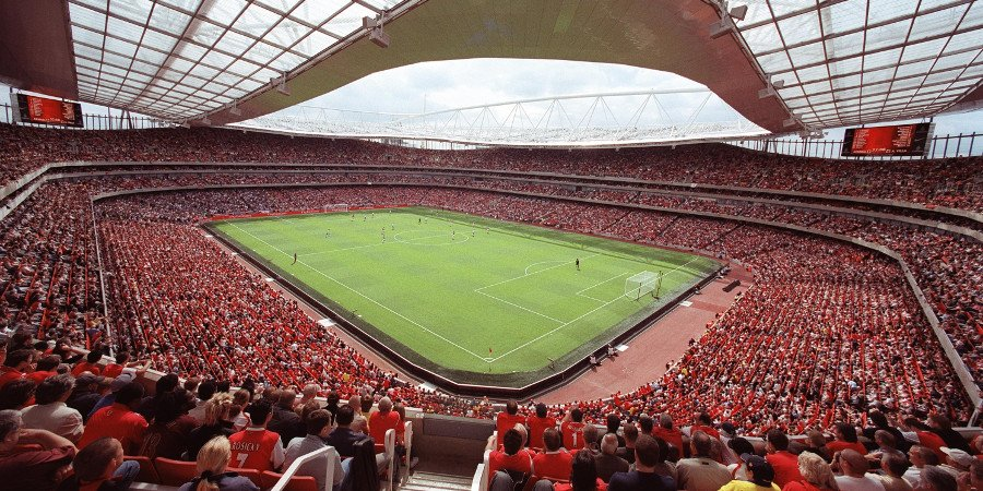 Londra: Emirates Stadium (Arsenal)