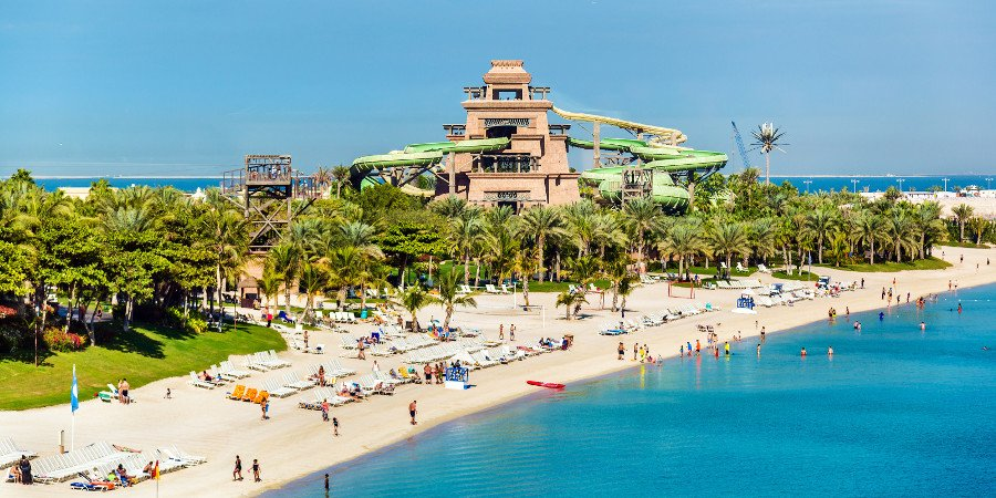 Dubai: Aquaventure Waterpark